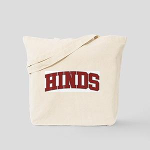 HINDS Design Tote Bag