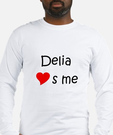 Unique Delia Long Sleeve T-Shirt