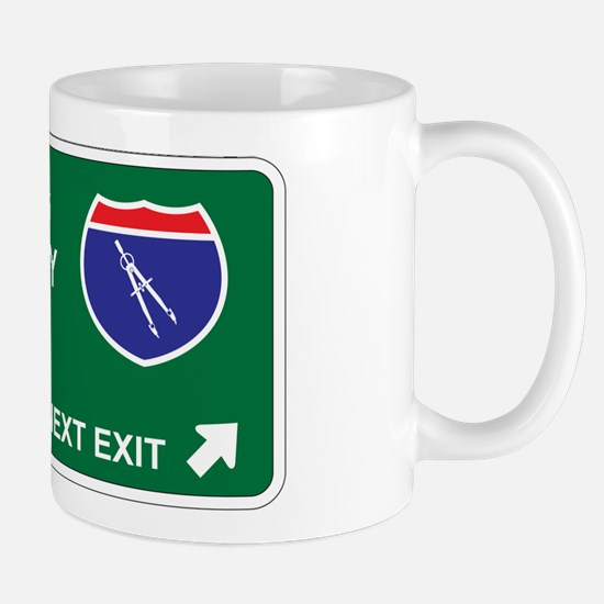 Drafting Territory Mug