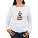 Alpine Women's Long Sleeve T-Shirt