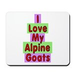 Alpine Mousepad