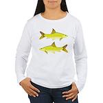 African Binny Long Sleeve T-Shirt