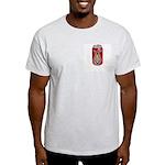 Masonic Lite one Ash Grey T-Shirt