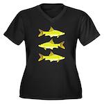African Binny Plus Size T-Shirt