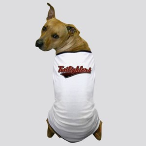 Team Twilight (red) Dog T-Shirt