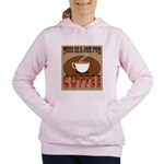 This Is A Job For Coffee Sweatshirt