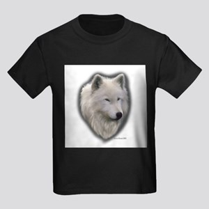 The White Wolf Ash Grey T-Shirt