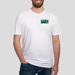Cruising Territory Fitted T-Shirt