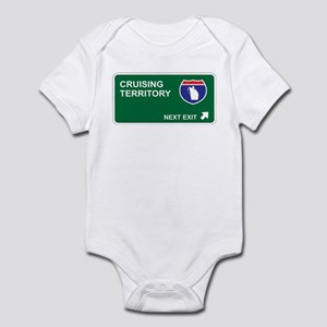 Cruising Territory Infant Bodysuit