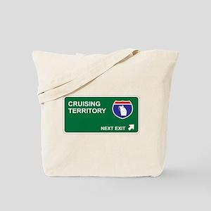 Cruising Territory Tote Bag