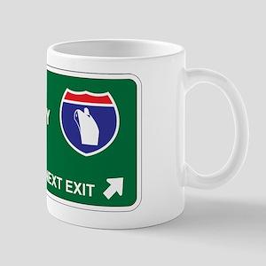 Cruising Territory Mug