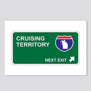 Cruising Territory Postcards (Package of 8)