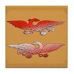 Beli (Eagle) - Celtic Art Tile Coaster