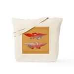 Beli (Eagle) - Celtic Art Tote Bag