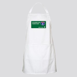 Counseling Territory BBQ Apron
