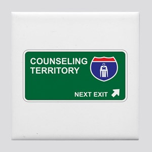 Counseling Territory Tile Coaster