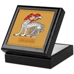 Cwn Annwn (Dog) - Celtic Art Keepsake Box