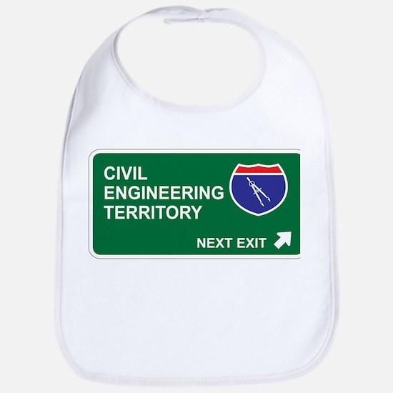 Civil, Engineering Territory Bib