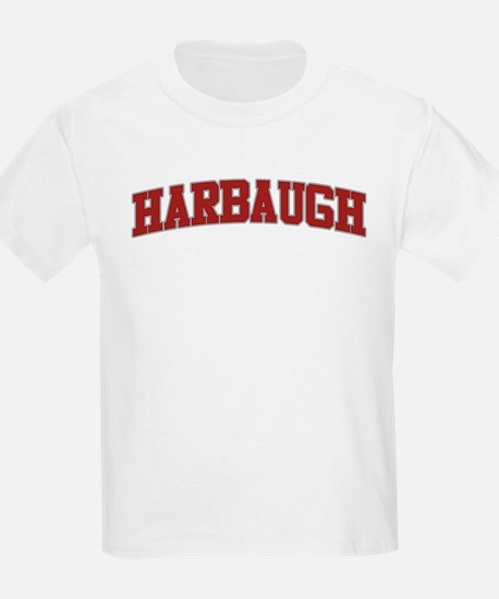 HARBAUGH Design T-Shirt