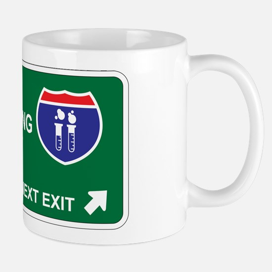 Chemical, Engineering Territory Mug