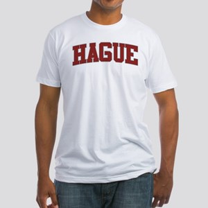 HAGUE Design Fitted T-Shirt