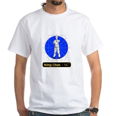 Wing Chun 1 White T-Shirt