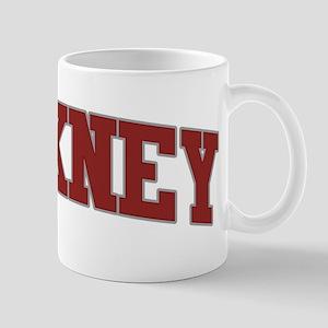 HACKNEY Design Mug