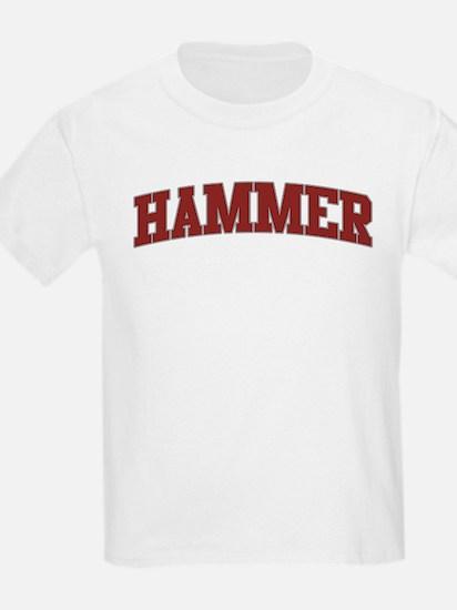 HAMMER Design T-Shirt