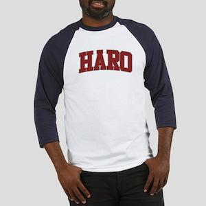 HARO Design Baseball Jersey