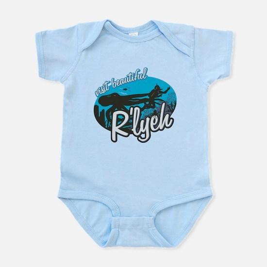 Call of Cthulhu - Visit Beautiful R'lyeh Infant Bo