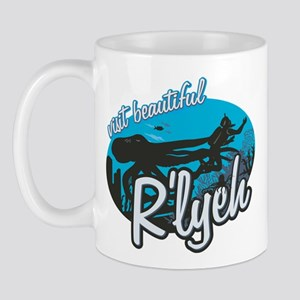 Call of Cthulhu - Visit Beautiful R'lyeh Mug