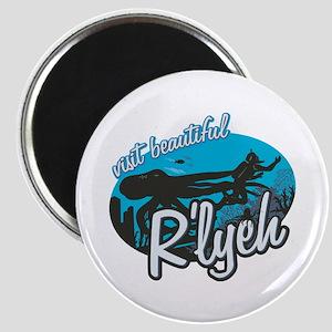Call of Cthulhu - Visit Beautiful R'lyeh Magnet