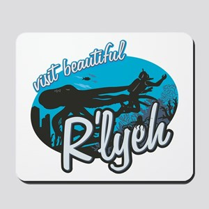 Call of Cthulhu - Visit Beautiful R'lyeh Mousepad