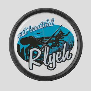 Call of Cthulhu - Visit Beautiful R'lyeh Large Wal