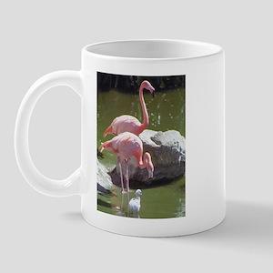 Growing Up Flamingo Mug