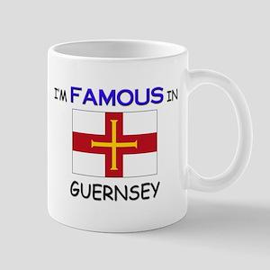 I'd Famous In GUERNSEY Mug