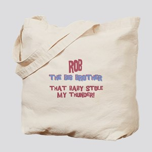 Rob - Stole My Thunder Tote Bag
