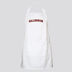 HALLIBURTON Design BBQ Apron