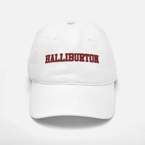 HALLIBURTON Design Baseball Baseball Cap