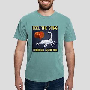 Trinidad Scorpion White T-Shirt