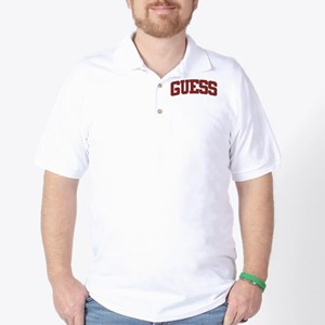 GUESS Design Golf Shirt