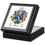 Amati Family Crest Keepsake Box