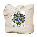 Amati Family Crest Tote Bag