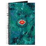 Angelic Feng Shui Journal - Green