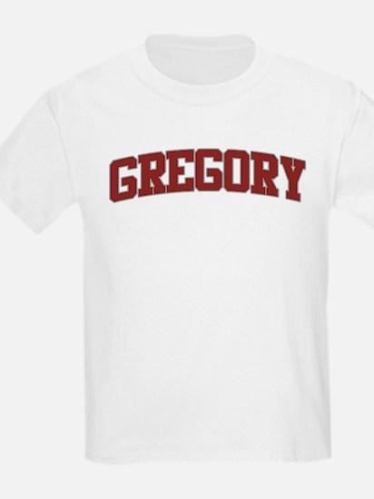 GREGORY Design T-Shirt