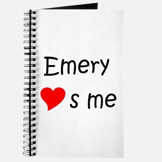 Cool Emery Journal