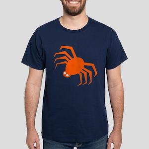 Mod Spider Navy T-Shirt