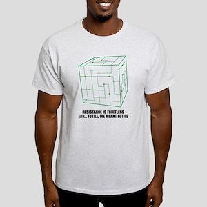 Borg Cube Light T-Shirt