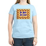 Be Nice or Leave Women's Light T-Shirt