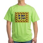 Be Nice or Leave Green T-Shirt